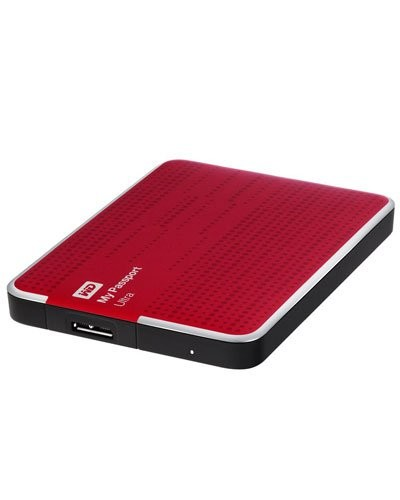 prix western digital 39 my passport 39 usb 3 0 rouge 500 go. Black Bedroom Furniture Sets. Home Design Ideas