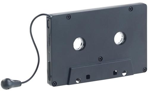 cassette audio k7 adaptateur avec bluetooth pour autoradio cassette vieille voiture
