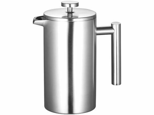 cafetière à piston avec pichet isotherme à double paroi par rosenstein et söhne