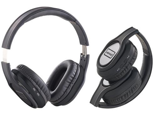 Casque pliable avec bluetooth et réduction du bruit OHS-380.bt (reconditionné)