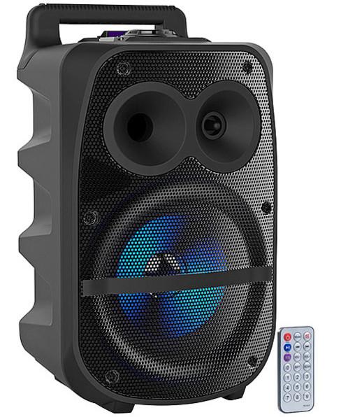 grande enceinte sonorisation protable bluetooth avec telecommande et batterie autonome pma950 auvisio