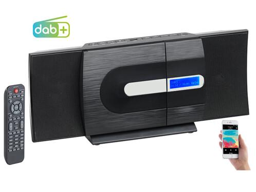 Chaîne stéréo avec radio FM et DAB+, lecteur CD et bluetooth MSX-620.dab