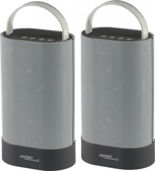 Duo de haut-parleurs stéréo et bluetooth MSS-200.btd