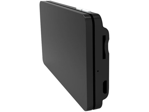 Haut-parleur ultra plat MSS-12.flat avec dispositif mains-libres et bluetooth