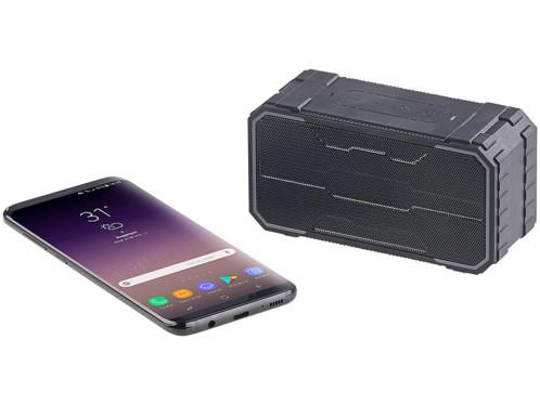 Haut-parleur outdoor avec bluetooth MSS-495