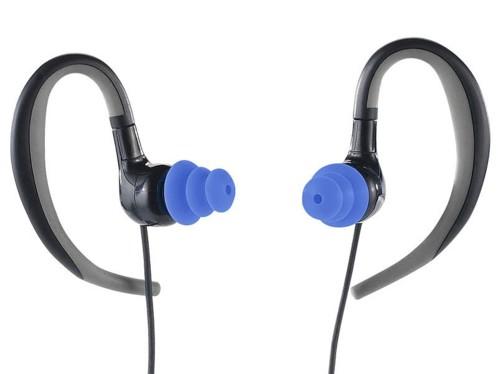 Micro-casque audio étanche spécial sport