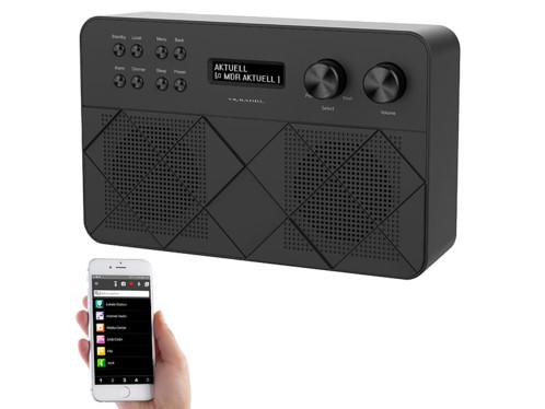 Radio Internet stéréo connectée IRS-230