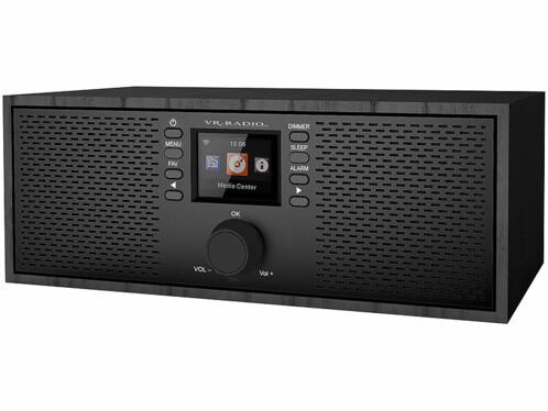 Radio Internet stéréo wifi bluetooth IRS-350.bt
