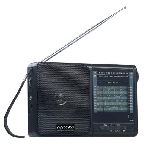 Récepteur radio analogique mondial TAR-605