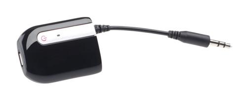 transmetteur bluetooth avec fiche jack 3.5mm pour tv television pc ordinateur radio lecteur mp3