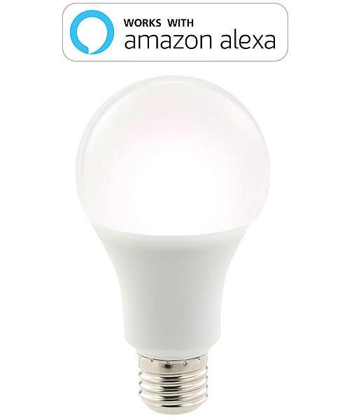 Ampoule LED connectée E27 / 10 W / A+ - Blanc