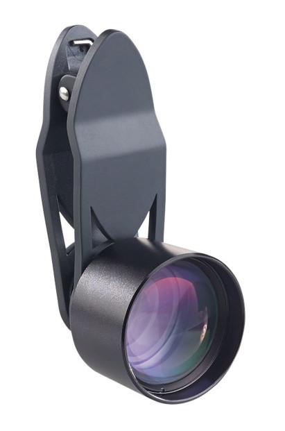 lentille teleobjectif x2 pour appareil photo smartphone iphone ipad tablette universel