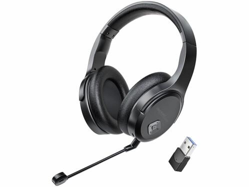 Micro-casque USB sans fil avec microphone amovible GHS-515.air