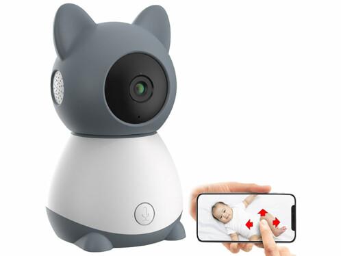 Babyphone connecté avec caméra IPC-410.bp 7Links.