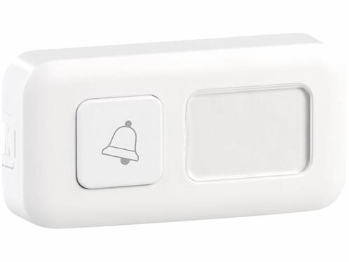 Sonnette cinétique sans fil FTK-201 de la marque Somikon.