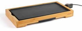 Plancha avec habillage bambou 2200 W DOC202