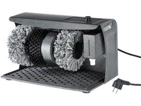 Cireuse à chaussures confort Pro avec distributeur de cirage