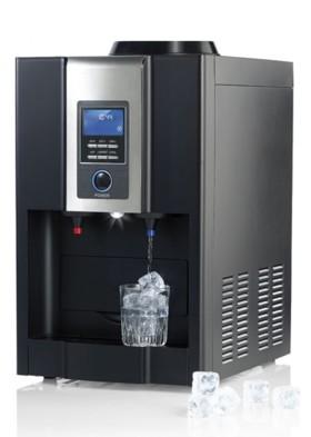 Distributeur d'eau chaude / froide et machine à glaçons ''HKE-700''