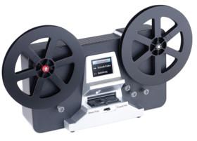 Scanner de pellicule pour films 8 mm et Super 8