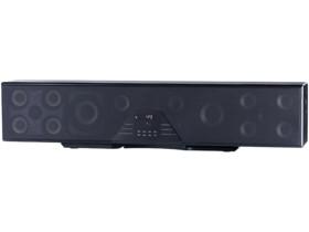 barre de son 5.1 puissante avec 13 haut parleurs et 2 subwoofer caisson de basse et mode 3D Auvisio