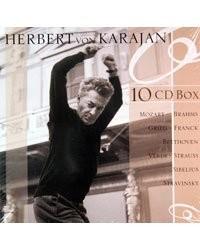 10 CD ''Herbert Von Karajan''