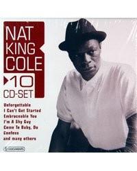 10 CD ''Nat King Cole''