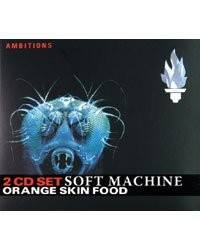 2 CD ''Soft Machine'' - orange Skin Food