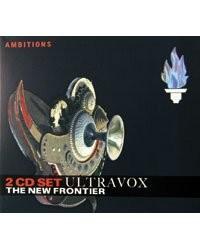 2 CD ''Ultravox'' - The New Frontier