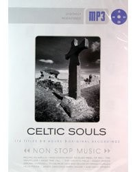 CD MP3 Celtic Souls