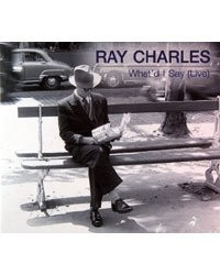 CD ''Ray Charles'' - What'D I Say (Live)