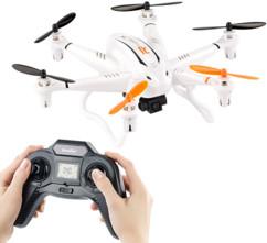 Hexacoptère GH-6.cam avec caméra HD intégrée