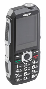 Téléphone mobile outdoor double SIM étanche et antichoc XT-300