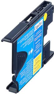 ''Modifier'' pour réservoir LC-1240C - Cyan