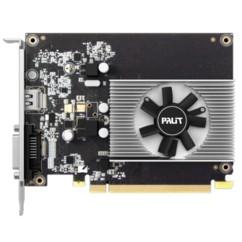 Carte graphique Palit GeForce GT 1030 avec 2 Go de mémoire.