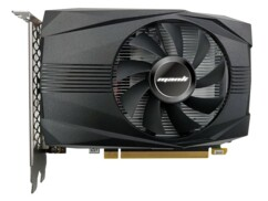 Carte graphique Manli GeForce GTX 1650 4 Go.