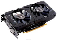 Carte graphique Inno3D GTX1050 TI Twin X2 4 Go GDDR5