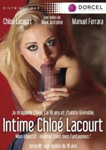 Intime Chloé Lacourt