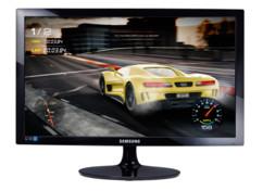 écran moniteur pc led 24 pouces samsung s24d330h avec mode gaming rapide et faible consommation d'energie