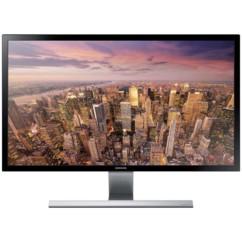 Écran Moniteur PC LED 4k avec double entrée hdmi pour ecran splitté double source 28 pouces samsung UE590