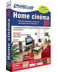 Logiciel Home Cinema 3D