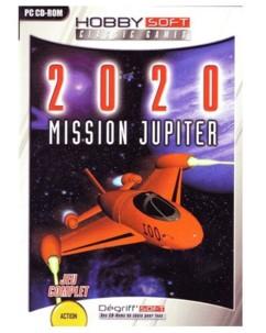 2020 Mission Jupiter