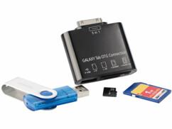 Adaptateur 5 en1connecteur dock pour Galaxy Tab