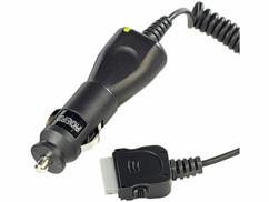 Chargeur 12/24 V pour iPhone & iPod avec connecteur dock