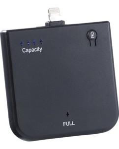 Batterie d'appoint 1000mAh Lightning pour iPhone 5 / 5C / 5S