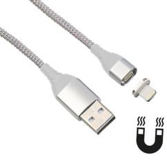 cable lightning avec connecteur magnetique rapide pour iphone ipad ipod 1m callstel