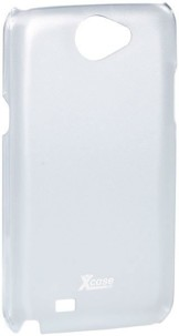 Coque de protection ultra fine pour Samsung Galaxy Note 2 - Transparent
