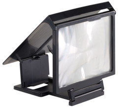 loupe x3 pour smartphone iphone avec anti reflet