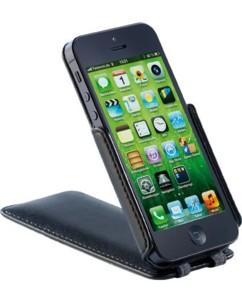 Étui à rabat pour iPhone 5 / 5S / SE