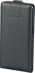 Étui de protection à clapet pour Samsung Galaxy S6 Edge - noir