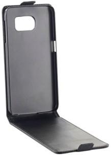 Étui de protection à clapet pour Samsung Galaxy S6 - noir